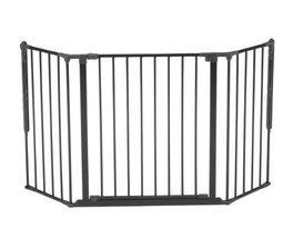 Baby Dan Flex Safety Gates, Black, Medium - $114.99