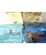 Lot of 4 Destination T-Shirts Hilton Head,Las Vegas Hard Rock,Grand Cany... - $2.38