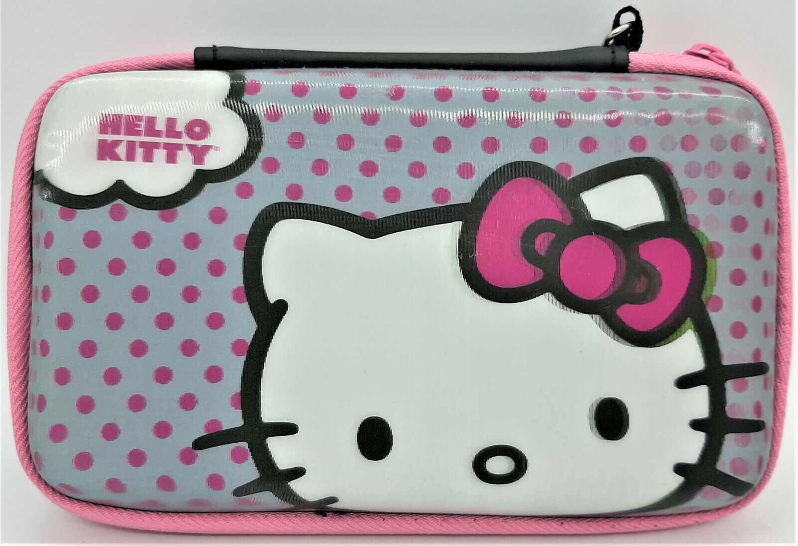 Primary image for Hello Kitty Game Case by Sanrio ~ Approx. 7""