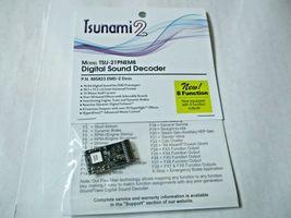 Soundtraxx 885823 Tsunami 2 TSU-PNEM8 Sound Decoder EMD-2 Diesel, 8 Function image 3