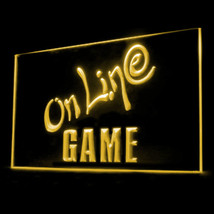 130034B Online Game Cafe Center Internet Hardware Ideal Display LED Light Sign - $18.00