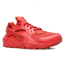 Nike Air Huarache Triple Red Varsity 318429-660 Men Running Shoes Size 13 - $99.95