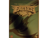 The Complete History of the Philadelphia Eagles - 2 disc DVD set - 2004