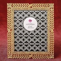 Magnificent Gold Lattice 8 x 10 frame from gifts by fashioncraft  - $25.99