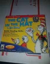 The Cat In The Hat by Dr. Seuss [CD-ROM] Builds Reading Skills - $9.85