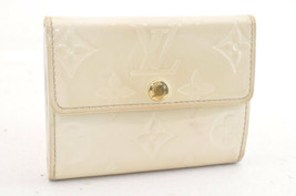 Louis Vuitton Vernis Moneta Case Bianco IV 3061 - $84.75
