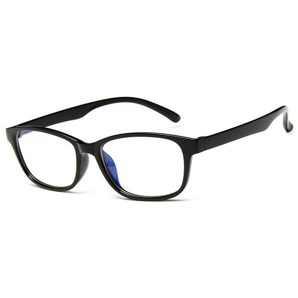 New Fashion Nerd Style Clear Lens Glasses Frame Retro Casual Daily Eyewear image 10