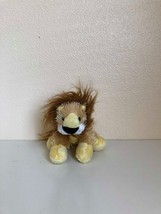 Plush Toy Stuffed Animal Webkinz Lion No Code Ganz - $0.98