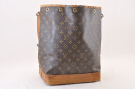 LOUIS VUITTON Monogram Noe Shoulder Bag M42224 LV Auth 8020 - $190.00
