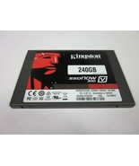 """Kingston SSDnow V300 SV300S37A/240G 2.5"""" 240GB SATA Solid State Drive - $29.84"""
