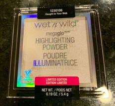 Wet n Wild MegaGlo Highlighting Powder 1230106 Caught Your Web highlighter New - $8.13