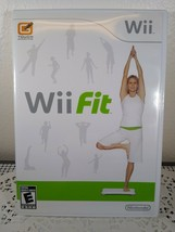Nintendo Wii Fit 2008 E Fitness Fun Create 8 Personal Family Profiles VGC - $18.99