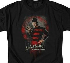 A Nightmare On Elm Street t-shirt Freddy Krueger horror graphic tee WBM551 image 2