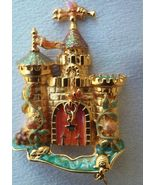"KIRKS FOLLY Castle with Drawbridge that Opens - 3 1/4"" - Dragonfly Turtl... - $1.424,18 MXN"