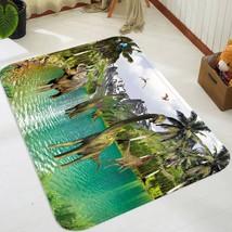 3D Dinosaur 02 Non Slip Rug Mat Room Mat Quality Elegant Photo Carpet UK Summer - $106.68+