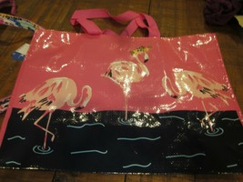 Vera Bradley Resuable Market Tote Flamingo Fiesta Brand New With Tag - $19.99
