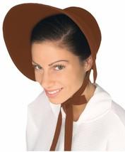 Forum Women's Wool Felt Bonnet, Brown - $6.88