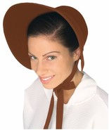 Forum Women's Wool Felt Bonnet, Brown - $6.88