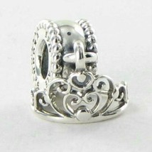 Pandora 791570 Charm Bead Dangle Cinderella's Tiara Sterling Silver New $55 - $37.82