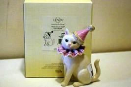 Lenox 2012 Wisecracker Kitten Figurine NIB - $14.48