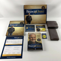 Dave Ramsey's Financial Peace University 13 CDs, Book, Cards + 2 Bonus CDs - $49.49