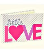 Little Love Brag Book Album Holds 40 Photos 4x6 Malden Designs - $9.89