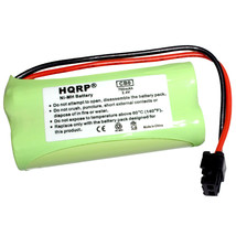 HQRP Phone Battery for Uniden D1780-3BT, D1780-4, D1780-4BT, D1780-8, D1785-3T - $4.95