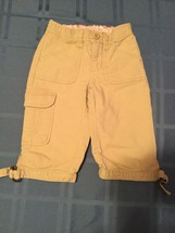 Girls-Size 4-Old Navy-capri pants-khaki-Great for school. - $9.45