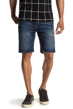 Levi's 505 Men's Classic Regular Fit Stretch Denim Stonewash Shorts 345050158 image 1