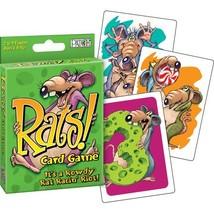 Rats! Card Game Its a Rowdy Rat Racin' Riot! - $6.09
