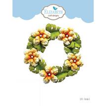 Florals 3 Die Set. Elizabeth Craft Designs. CLEARANCE