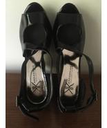 Pre Owned Kardashian Kollection paparazzi heels Size 7.5 EUC - $24.75