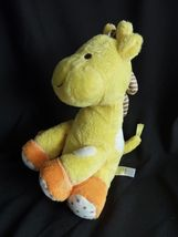 CARTERS Child of Mine Musical Giraffe Yellow Stars Motion Plush Baby Toy - $25.53