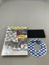 Daytona USA, Game & Back Art w/ Foam Spacer, Sega Saturn - $14.99