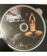 Insanity DVD Replacement Disc: Max Interval Plyo - $7.91