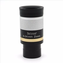 Datyson Deluxe Zoom Telescope Eyepiece 8-24mm Fully Metal Goggles with F... - $33.99