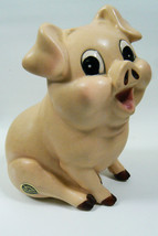 VTG Josef Originals Japan Cute Pig Porcelain Figurine - $25.34