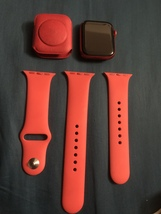 Apple Watch series 6, 40mm,product Red,GPS only. New condition without box. - $345.00
