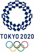 "Tokyo Japan 2020 Olympic Games New Rare Logo Print Poster 13x20"" 24x36"" ... - $12.86+"