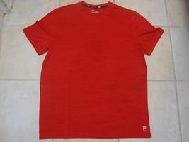 FILA Sports apparel red t-shirt size M - $17.81