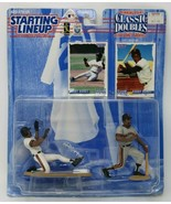 Starting Lineup 1997 MLB Classic Doubles Giants Barry Bonds & Bobby Bonds New - $14.82