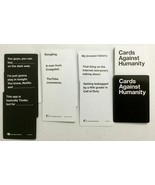 Cards Against Humanity World Wide Web Expansion Pack Game Factory Sealed... - $15.00