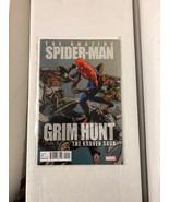 Amazing Spider-Man Grim Hunt - $12.00