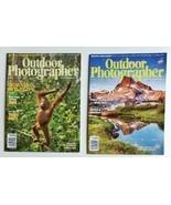 2 Outdoor Photographer Magazine April May 2020 Lot Camera Digital Pro Le... - $10.40