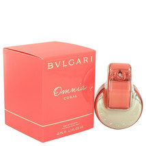 Omnia Coral By Bvlgari For Women 2.2 oz EDT Spray - $49.97
