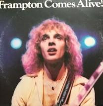 FRAMPTON COMES ALIVE! 2 LP RECORD ALBUM GATEFOLD STEREO VINYL - $9.95