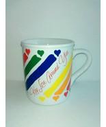 Vintage Hallmark Happy Face Collectible Coffee Tea Mug Made in Japan - $22.76