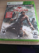 MicroSoft XBox 360 Dead Island image 1