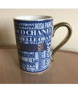 You Go Girl - You Got This Power Women Names  Gold Handle Mug by Rosanna... - $10.44