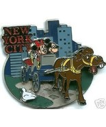 Disney Central Park WOD NYC Carriage Ride Minnie Mickey Limited Edition ... - $26.45